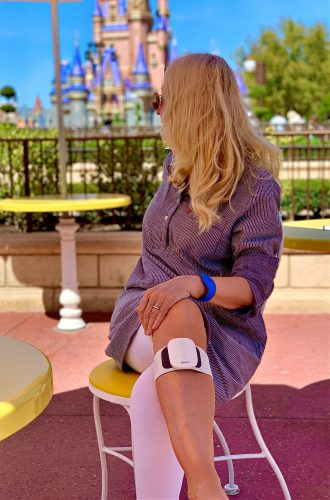 TENS unit at Walt Disney World
